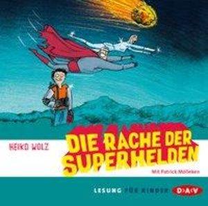 Die Rache Der Superhelden