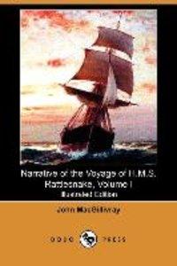 Narrative of the Voyage of H.M.S. Rattlesnake, Volume I (Illustr