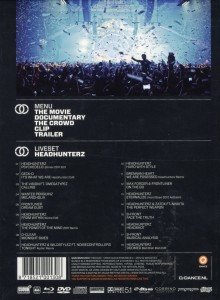 Qlimax 2011 Live (DVD/BD/CD)