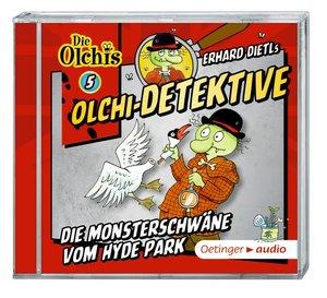 Olchi-Detektive 5 Die Monsterschwäne vom Hyde Park (CD)