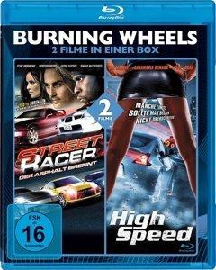 Burning Wheels:Street Racer & High Speed (3D)