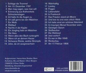 Spricht Und Singt Heine