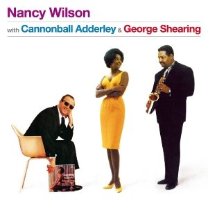 With Cannonball Adderly & George Shearing