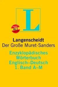 Langenscheidts Enzyklopädisches Wörterbuch Englisch-Deutsch 1/1