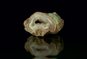 Premium Textil-Leinwand 75 cm x 50 cm quer Achat Druse - Mineral