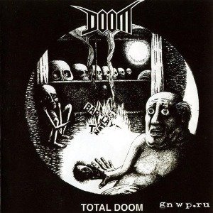 Total Doom (White Vinyl)