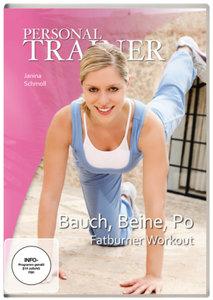 Personal Trainer-Bauch,Bein