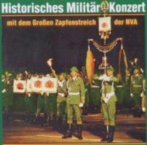 Historisches Militärkonzert mit Zapfenstreich NVA