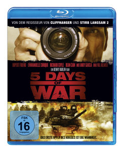 5 Days of War (BD)