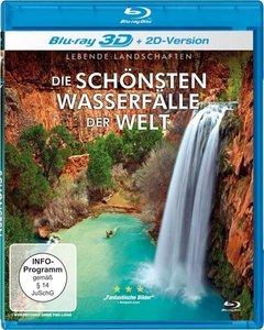 Die schönsten Wasserfälle der Welt 3D