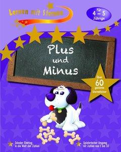 Lernen mit Sternen - Plus und Minus für 4- bis 5-Jährige