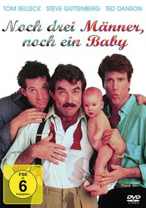 Noch drei Männer, noch ein Baby