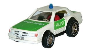 Simm 50331 - Darda: Die Cast, Polizei
