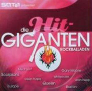 Die Hit Giganten-Rockballaden