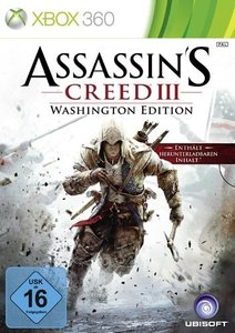 Assassins Creed 3 - Washington Edition