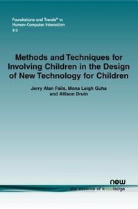 Methods and techniques for involving children in the design of n