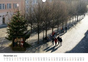 Walking around Prague (Wall Calendar 2015 DIN A3 Landscape)