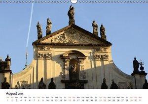 Walking around Prague (Wall Calendar 2015 DIN A3 Landscape)