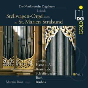 Norddeutsche Orgelkunst Vol.1
