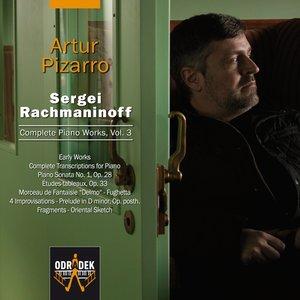 Komplette Werke Für Solo Klavier,Vol.3