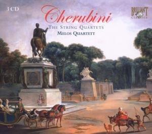 Cherubini: String Quartets