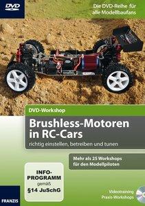 DVD-Workshop: Brushless Motoren in RC-Cars richtig einstellen, b