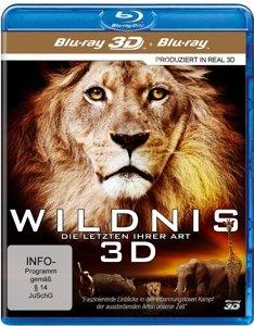 Wildnis 3D-Die Letzten ihrer Art