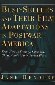Best-Sellers and Their Film Adaptations in Postwar America