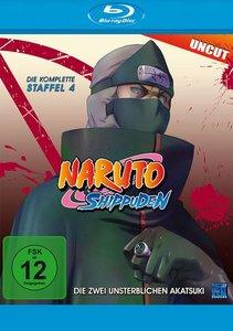 Naruto Shippuden - Staffel 04: Die zwei unsterblichen Akatsuki,
