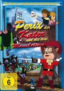 Perix-Der Kater Und Die Drei Mausketiere