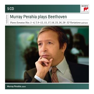 Murray Perahia plays Beethoven