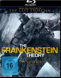 The Frankenstein Theory (Blu-R