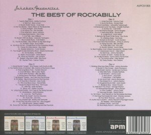 Jukebox Favourites-The Best Of Rockabilly