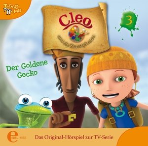 (3)Original Hörspiel z.TV-Serie-Der Goldene Gecko