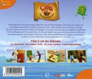 (3)Original Hörspiel z.TV-Serie-Der Goldene Gecko - zum Schließen ins Bild klicken