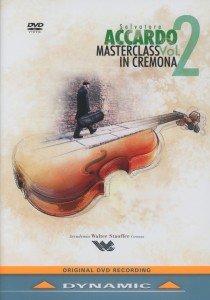 Accardo Masterclass vol.2