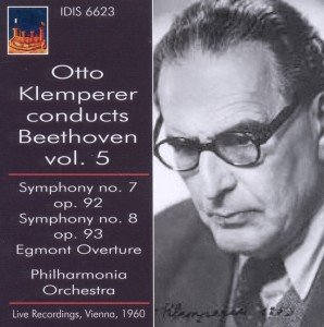 Klemperer Dirigiert Beethoven,Vol.5