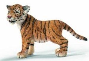 Schleich 14371 - Wild Life: Tigerjunges, stehend