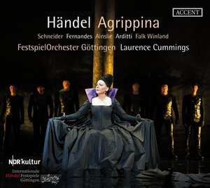 Agrippina HWV 39 (Live Rec.Händelfestspiele 2015)