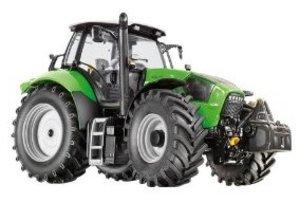 SIKU 7306 - Wiking: Deutz-Fahrzeug, Agrotron TTV 630