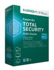 Kaspersky Total Security Multi-Device Upgrade. Für Windows Vista