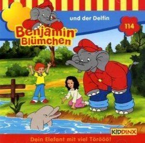 Benjamin Blümchen 114 und der Delfin