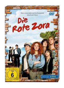 Die rote Zora (DVD)