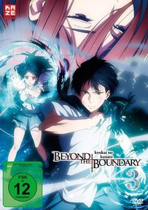 Beyond the Boundary - Kyokai no Kanata - DVD 3