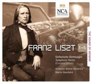 Liszt: The Sound of Weimar Vol.1-5