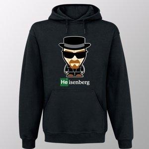 Heisenberg Comic (Hoodie L/Black)