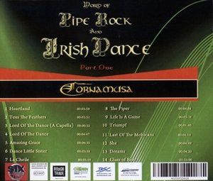 World of Pipe Rock and Irish Dance-Part One