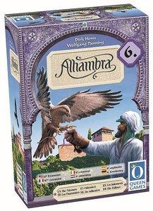 Alhambra 6. Erw. - Die Falkner