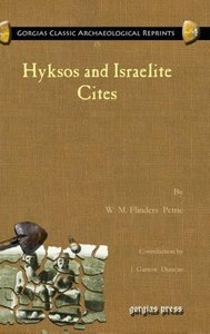 Hyksos and Israelite Cites
