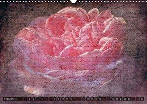 Gothic Rose - Rosen aus dem Garten der Finsternis (Wandkalender